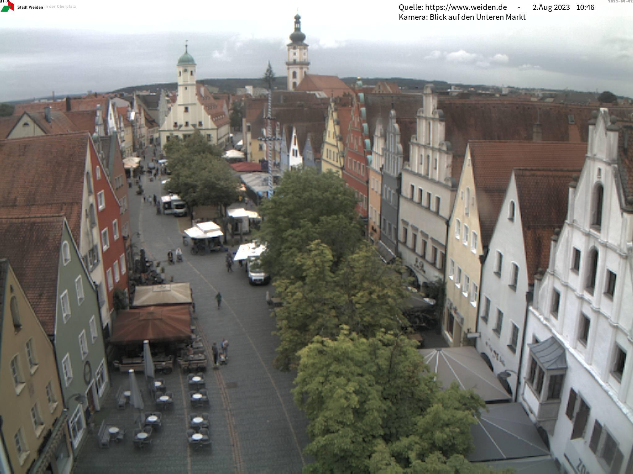 Webcam Unterer Markt