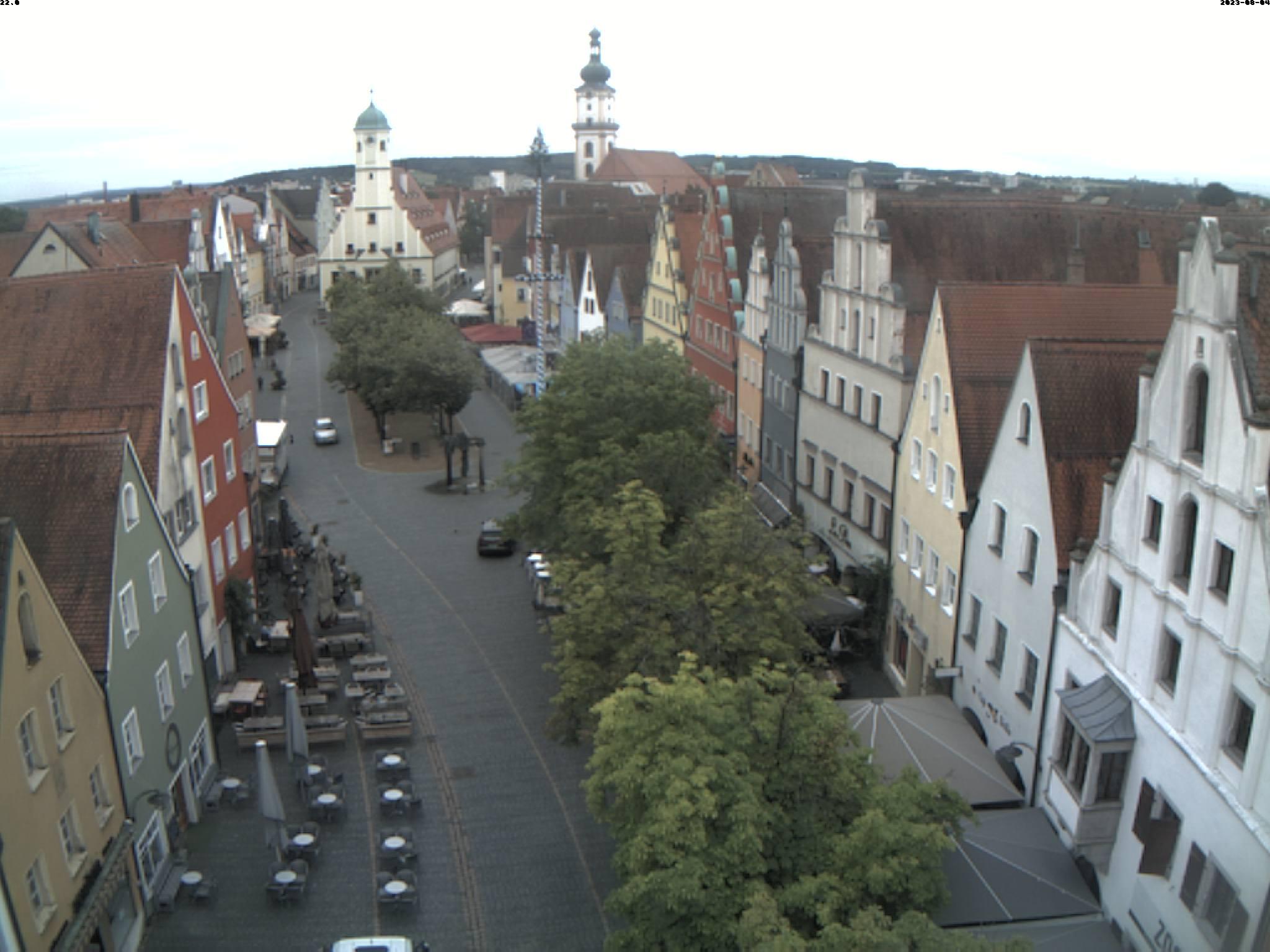 Webcam Stadtgalerie Weiden